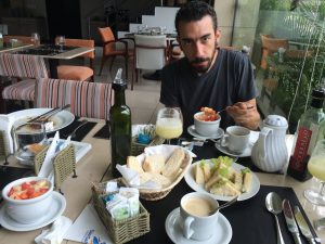 Orestis and Parandroid