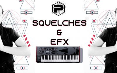 2 New preset libraries released: FM LEAD PACK & SQUELCHES AND EFX by Parandroid